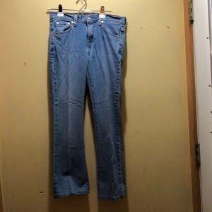 Levi's Nouveau 515 Boot Cut Jeans